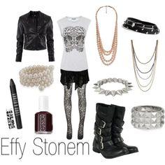 Effy Stotem, Skins