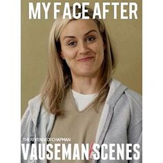 You can just see me grinning like an idiot. Alex And Piper, Piper Chapman, Alex Vause, Taylor Schilling, Laura Prepon, Black Series, Orange Is The New Black, Best Tv Shows, Films