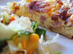 – Mutterns ost- og skinkepai Dere, Sandwiches, Food Porn, Chicken, Baking, Pai, Bakken, Paninis, Backen