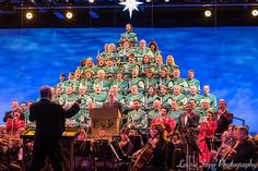 Candlelight Processional - The Christmas Story at Epcot