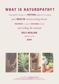 Naturopathy poster-What is Naturopathy?