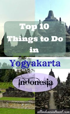 Thiking of what to do in Yogyakarta, also known interchangeably as Jogjakarta or Jogja, is no problem at all with its many tourist attractions. Travel Goals, Travel Advice, Travel Guides, Travel Articles, Travel Tips, Stuff To Do, Things To Do, Beach Trip, Beach Travel
