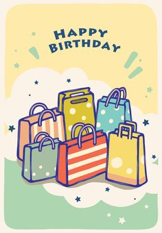 #Birthday #Card Free #Printable Hope Its A Fun Birthday Greeting Card