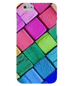 Kesi Colour Blocks Back Cover For Apple Iphone 6 - Multicolor, http://www.snapdeal.com/product/kesi-colour-blocks-back-cover/746712410