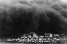 Black Sunday Dust Bowl | Click on Picture to View Larger Image