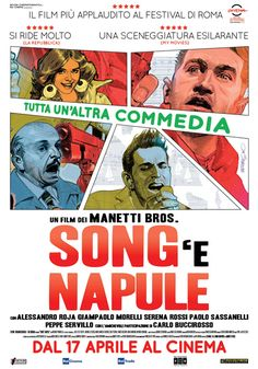 Song ' e Napule ( 2013 ) Manetti Bros