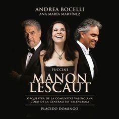 Puccini: Manon Lescaut - Martz, Bocelli - Decca Classics