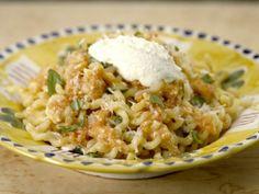 Fusilli with Fresh Pomodoro | Giada De Laurentiis via Food Network