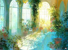 Laurent Parcelier French Artist ✽ Ernesto Cortazar / Between Thor. Dappled Light, Light Painting, French Artists, Art Plastique, Light Art, Beautiful Paintings, Beautiful Scenery, Monet, Art Boards