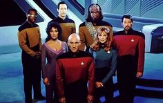 10 things you might not know about STAR TREK: THE NEXT GENERATION | Warped Factor - Daily features and news from the world of geek