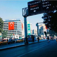 Kızılay @Ankara  ____________________________  Çekmiş olduğunuz...