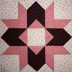 Kathy's Quilts: Saturday Sampler Scrap Happy by lacy Quilt Block Patterns, Pattern Blocks, Quilt Blocks, Quilting Tutorials, Quilting Projects, Quilting Designs, Sampler Quilts, Star Quilts, Civil War Quilts