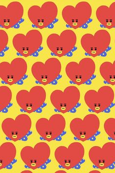 Pic wallpaper #TATA by Taehyung  credits #TAETAE #BT21