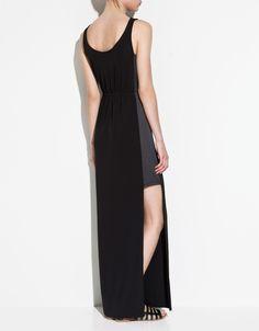 { Dress with Side Slits by Zara [$59.90] }