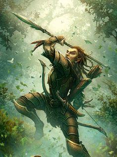 75 Male Elf Ranger ideas in 2021 | elf ranger, male elf, d&d dungeons and  dragons