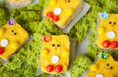 Rice Krispies Treats® Spring Chicks | Kellogg's Family Rewards®
