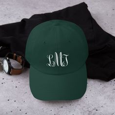 669c0b1894a86 monogrammed baseball hats