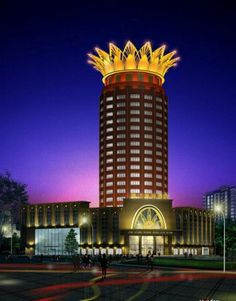 nanchang china | Jindu Crown Hotel Nanchang (Nanchang, China) - reservas hoteleras ...