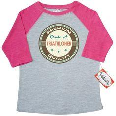 9b7c5434270 Inktastic Triathloner Vintage Toddler T-Shirt Triathlon Gift For Sports  Hobbies Hobby Tees. Child Preschooler Kid Clothing Apparel Hws