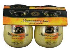 mayonnaise pas assez ferme
