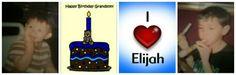 For my grandsons Abel & Elijah