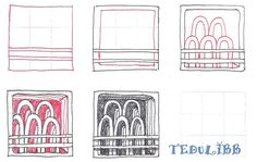 Tedulibb by molossus, who says Life Imitates Doodles, via Flickr