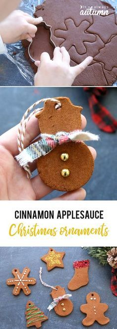 6 GINGERBREAD APPLESAUCE Candle Tarts ~ DIVINE AROMA ~