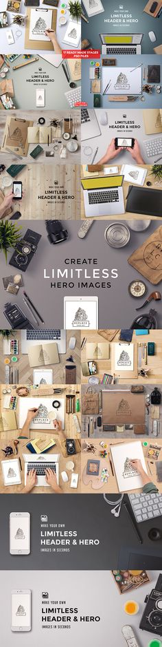 Art Equipments Scene Generator V2 on Behance