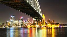 Sydney Harbour Bridge in Sydney, NSW