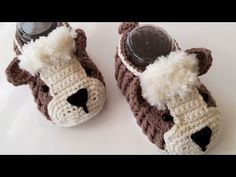 Baby Booties Knitting Pattern, Baby Shoes Pattern, Crochet Baby Shoes, Knitting Patterns, Felt Flowers, Crochet Flowers, Slippers, Dresses Kids Girl, Kids Girls