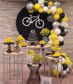 Bolo Motocross, Gabi, Ideas Para Fiestas, Party Planning, Birthday, Inspiration, Ideas Aniversario, Birthday Cakes, Activity Toys