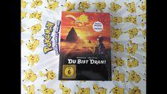 Pokemon Bluray DVD Mediabook + Comicbuch - Unboxing + Menue Pics Dvd Blu Ray, Pokemon, Anime, Cartoon Movies, Anime Music, Animation, Anime Shows