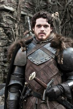 Richard as Robb Star