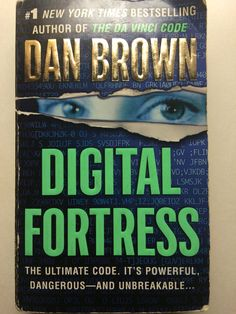 """""""Digital Fortress"""" When the NSA's invincible code-breaking machine encounters a mysterious code it cannot break, the agency calls its head cryptographer, Susan Fletcher, a brilliant and beautiful mathematician. What she uncovers sends shock waves through the corridors of power. The NSA is being held hostage... not by guns or bombs, but by a code so ingeniously complex that if released it would cripple U.S. intelligence. Caught in an accelerating tempest of secrecy and lies, Susan Fletcher…"""