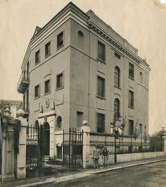 Casa Ponti in via Randaccio - Gio Ponti - itineraries - Ordine degli architetti, P.P.C della provincia di Milano