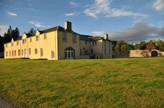 Ardtalla Lodge at Novar Estate is situated just North of Inverness