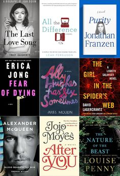 InStyle Book Club: 9 September Titles You Won't Be Able to Put Down from InStyle.com