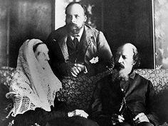 Afbeeldingsresultaat voor alfred tennyson george clayton tennyson