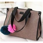 Casual Fiber Purity Cool Style Star-magazine-style Women's Bags DTH-277771