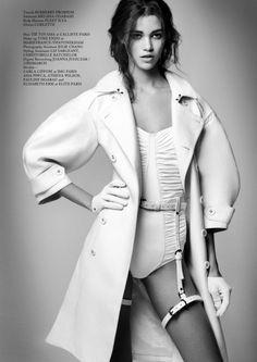 "nice Glass Magazine Verão 2013 | ""Romance is Everything"" por Bojana Tatarska  [Editorial]"