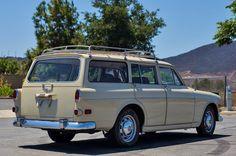 1968 Volvo Amazon 122S Station Wagon)