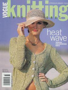 Vogue Knitting Spring/Summer  2003 春 夏 - 沫羽 - 沫羽编织后花园