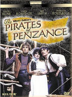 The pirates of Penzance / New York Shakespeare Festival production ; produced by Joseph Papp ; directed by Joshua White ; directed for the stage by Wilford Leach (DVD)