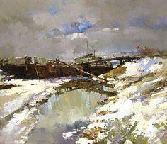 The ferry,  Alexi Zaitsev
