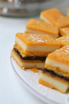 prajitura foi cu bulion Cornbread, Mango, Cookies, Fruit, Romania, Sweet, Ethnic Recipes, Home, Millet Bread