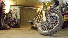 постройка мотоциклов по индивидуальному заказу. – 24 фотографии