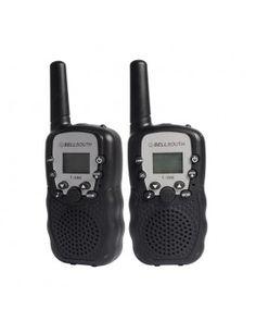 WALKIE TALKIE - 2 PC SET - T 388 - MULTI CHANNEL - 5 KM (COMING SOON) Walkie Talkie, Awesome Things, Channel, Stuff To Buy