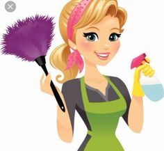 cleaning lady clipart cleaning lady cartoon mascot stock rh pinterest com cartoon cleaning lady clipart free cleaning lady clipart