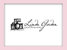 Premade photography logo design using a camera. by AquariusLogos, $20.00