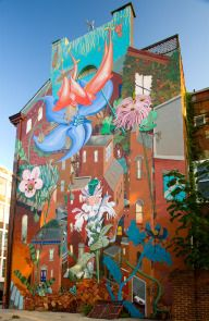 1000 images about murals of philadelphia on pinterest for Mural tour philadelphia map